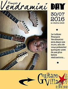 Guitares Vendramini
