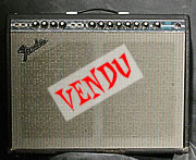 Fender Twin Reverb d'occasion