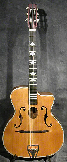 guitare manouche occasion