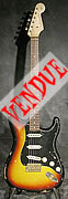 fender custom shop 62 relic d'occasion
