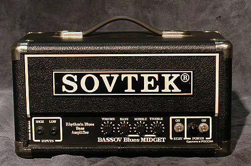 sovtek blues midget