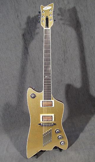 Favori JJoye Guitars Starlette Ace Of Spade Bel Air Bass Guitare Village ZL97