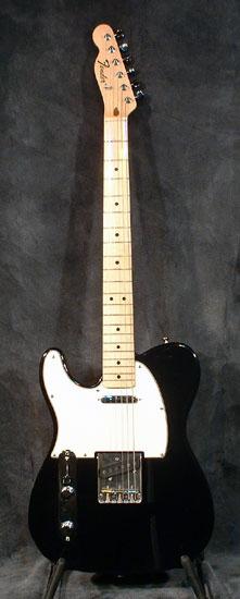 guitare village guitare rock d 39 occasion fender telecaster 70 39 japan gaucher. Black Bedroom Furniture Sets. Home Design Ideas