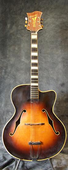 guitare village guitare jazz d u0026 39 occasion jacobacci super deluxe ocasion jazz guitar