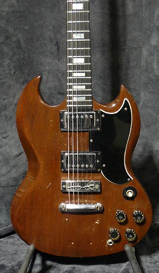guitare village guitare rock d 39 occasion gibson sg standard. Black Bedroom Furniture Sets. Home Design Ideas