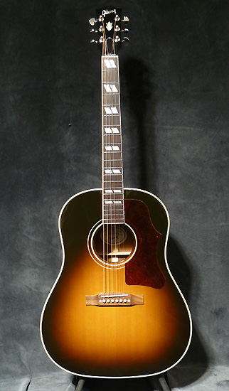 guitare village guitare acoustique d 39 occasion gibson jumbo. Black Bedroom Furniture Sets. Home Design Ideas