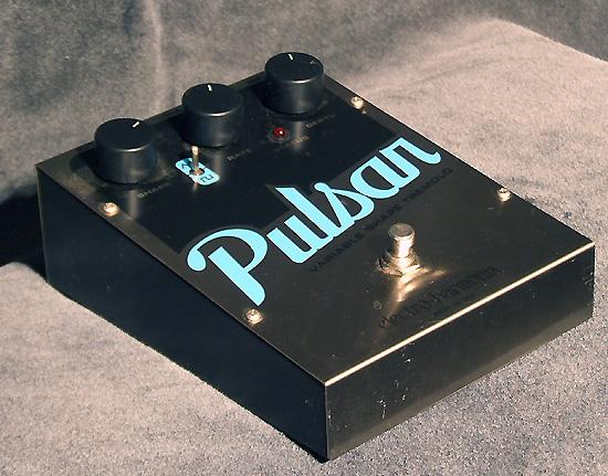 electro harmonix pulsar p dales d 39 effet d 39 occasion guitare village. Black Bedroom Furniture Sets. Home Design Ideas
