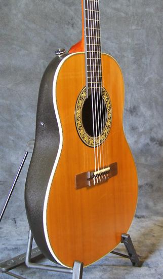occasion guitare village ovation 1624 guitare acoustique d. Black Bedroom Furniture Sets. Home Design Ideas