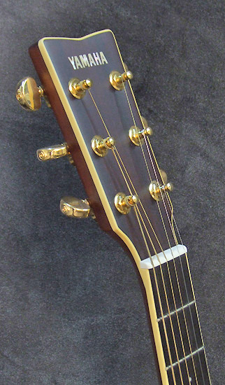 Occasion Guitare Village Yamaha LL6 guitare acoustique d ...