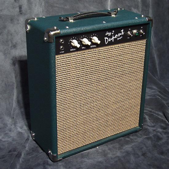 guitare 2 amplis