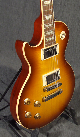 guitare gaucher les paul