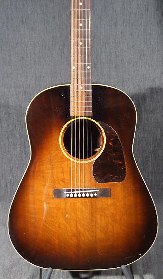 occasion guitare gibson j 45 de 1946 guitare acoustique d. Black Bedroom Furniture Sets. Home Design Ideas