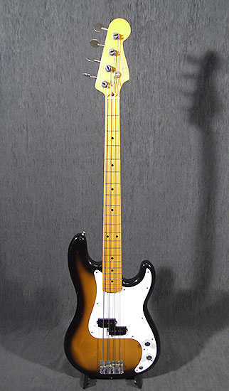 occasion guitare basses fender precision bass made in. Black Bedroom Furniture Sets. Home Design Ideas