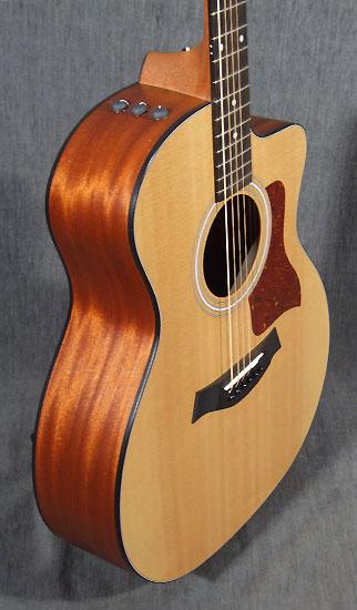 occasion guitare acoustiques taylor 114ce guitare village. Black Bedroom Furniture Sets. Home Design Ideas