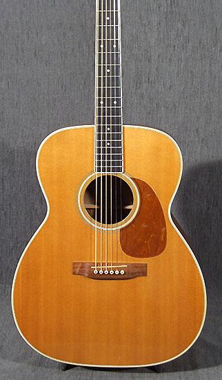 occasion guitare acoustiques martin m 36 de 1979 guitare village domont 95. Black Bedroom Furniture Sets. Home Design Ideas