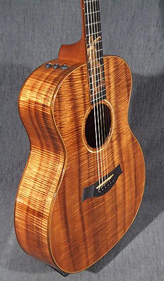 occasion guitare acoustiques taylor jdcm koa de 2007 john. Black Bedroom Furniture Sets. Home Design Ideas