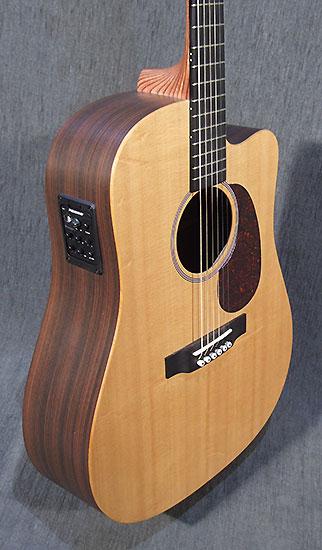 occasion guitare acoustiques martin dcx1re guitare village domont 95. Black Bedroom Furniture Sets. Home Design Ideas