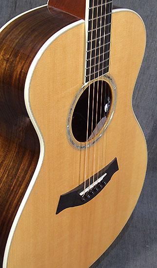 occasion guitare acoustiques taylor gc8 bluestick guitare. Black Bedroom Furniture Sets. Home Design Ideas