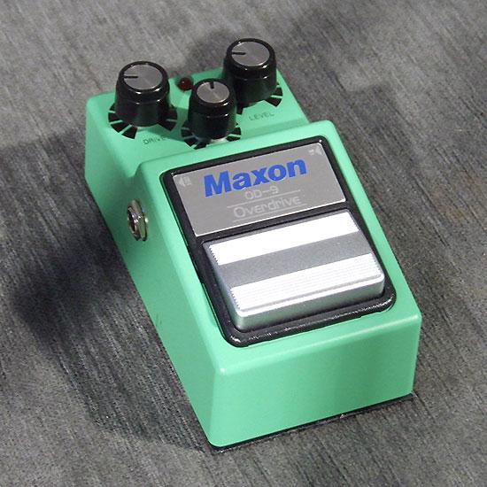 Maxon OD9 Overdrive pedales d'effet d'occasion guitare village