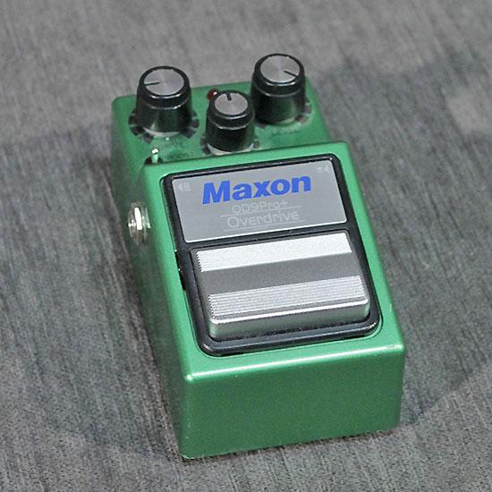 Maxon OD9 Pro+ pedales d'effet d'occasion guitare village